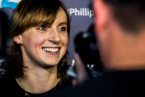 Katie Ledecky (photo: Jack Spitser)