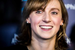 Olympic Gold Medalists Katie Ledecky Talks Quarantine & Vaccines on TODAY Show