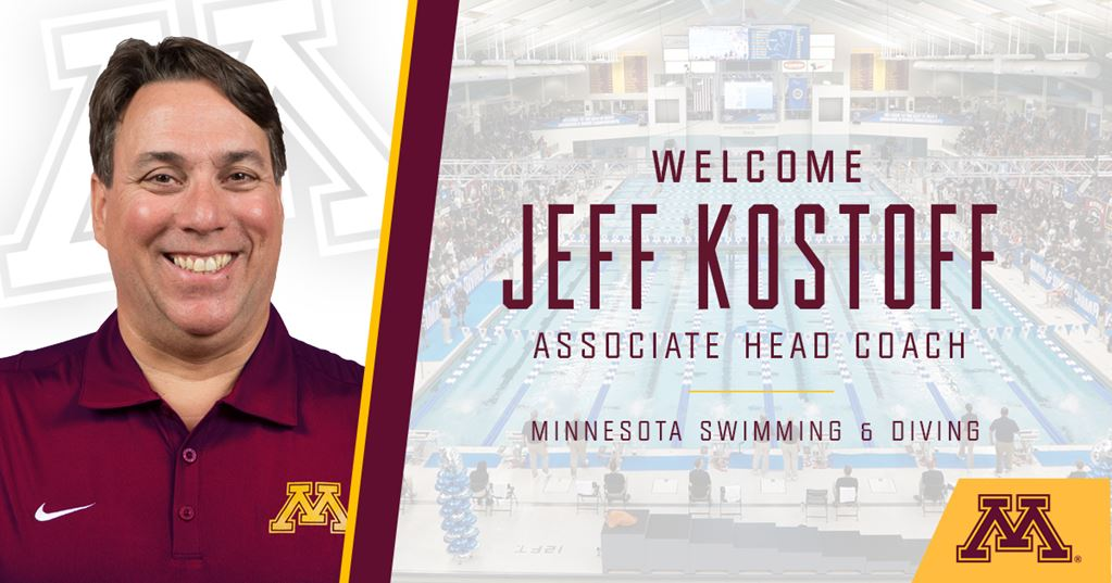 Former Stanford Assistant Jeff Kostoff Named Associate Head Coach at Minnesota