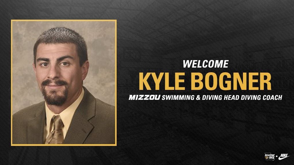 Missouri Hires 2018 WAC Coach of the Year Kyle Bogner as New Diving Coach