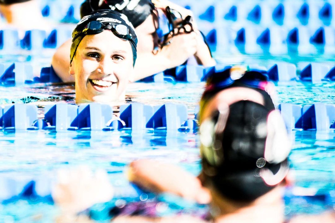 SwimSwam Podcast: Lillie Nordmann Explains Evolution into Jr Team Captain