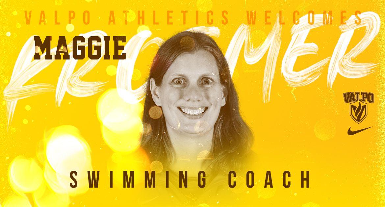 Valparaiso Hires Maggie Kroemer as New Head Swimming Coach