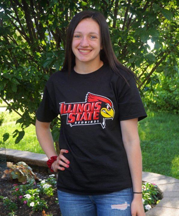 Delta Aquatics Mikayla Jasek Commits to Illinois State University