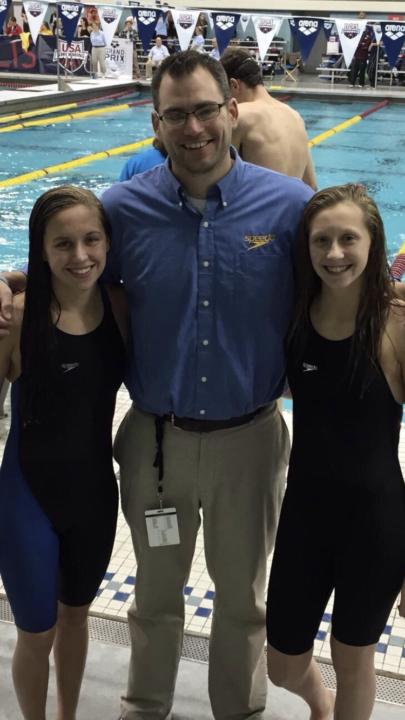 Mike Murray Returns to Victor Swim Club as Co-Head Coach