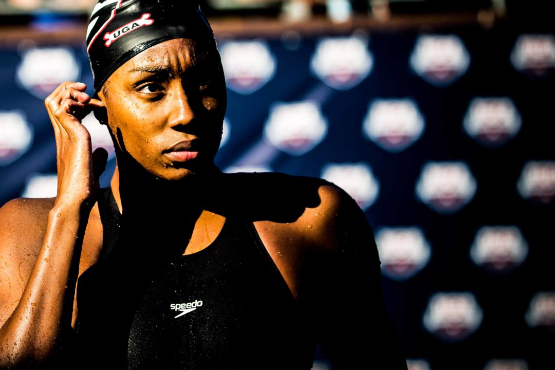 SwimSwam Podcast: Natalie Hinds Shares Chronicles of a Lifelong Swimmer