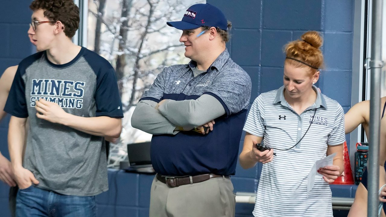 Rothman Steps Down as Colorado School of Mines Swimming Coach