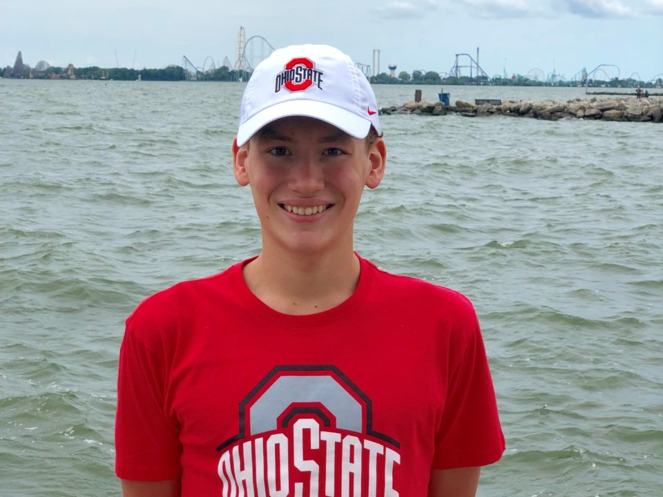 Buckeyes Secure Verbal Commitment from Olympic Trials Qualifier Charlie Clark