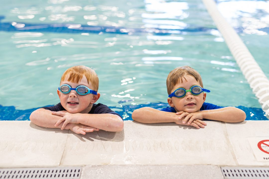 At Big Blue Swim School, Learning to Swim is as Simple as E.D.M.C.