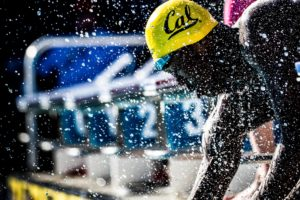Cal and Stanford Finish Regular Season Meets with Fast Dual Meet