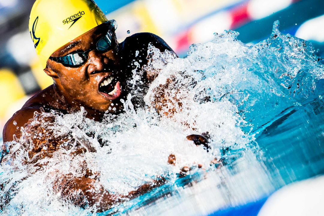 2021 M. NCAA Picks: Reece Whitley Zeroing in on Licon 200 Breast Record