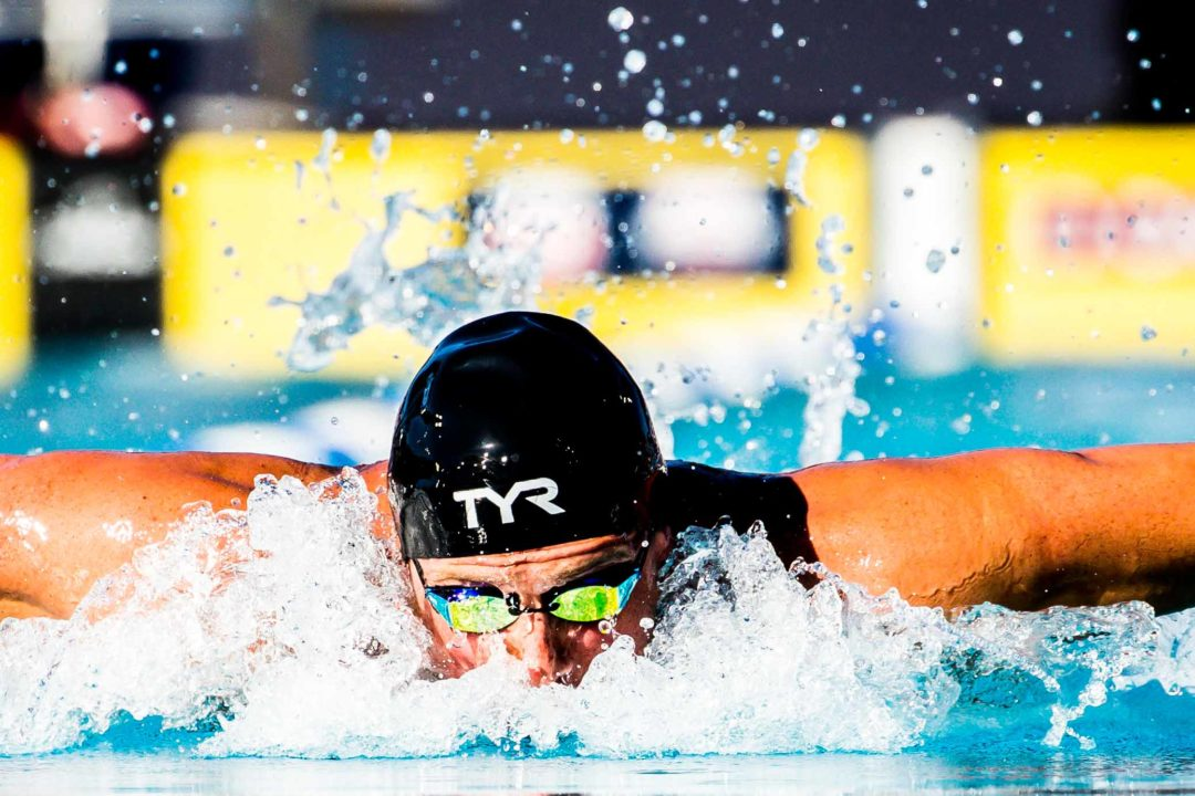 Ryan Lochte Planning on Grueling Five Event Schedule for 2021 Olympic Trials