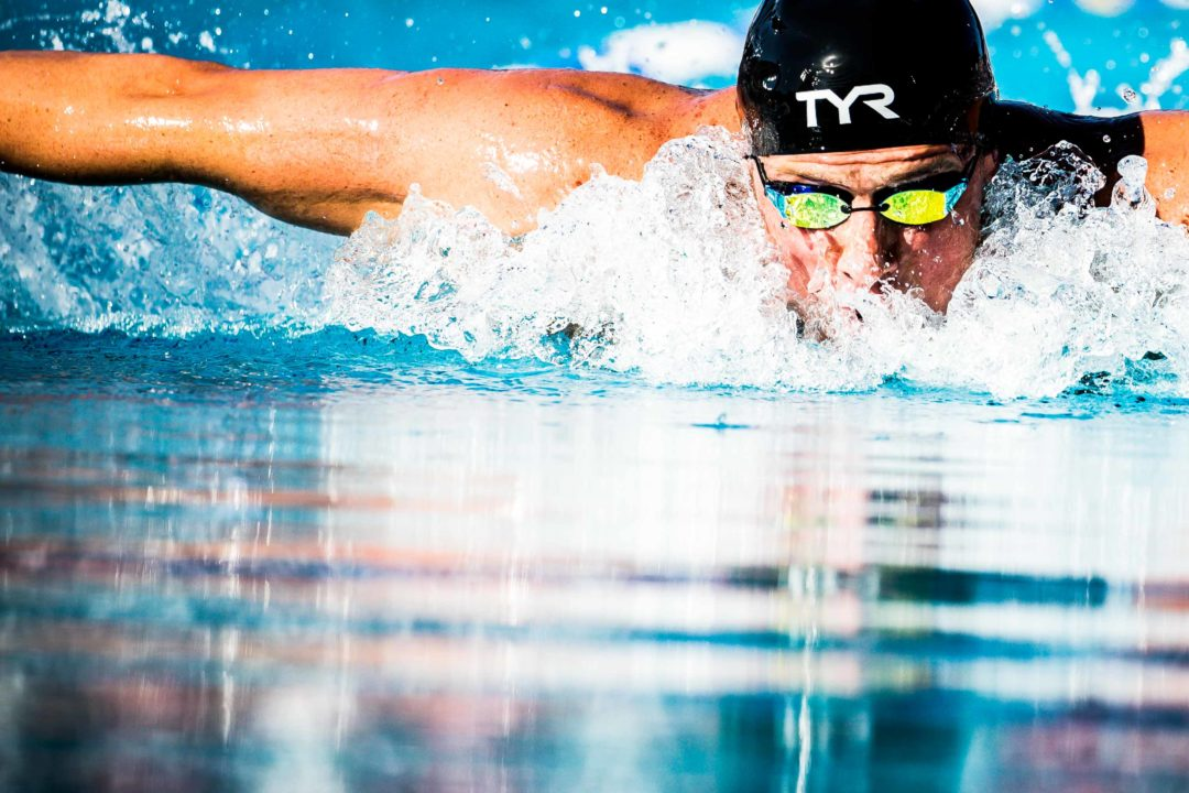 Lochte Gets Under 2:00 In The 200 IM For The First Time Since 2019