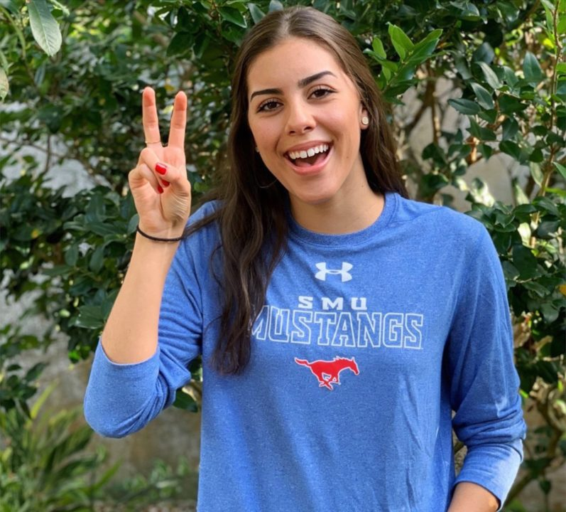 2019 Futures Finalist Nicole Gomez Commits to SMU's Class of 2024