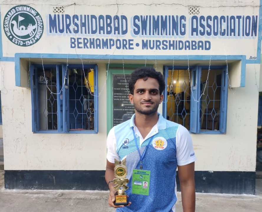 World Ki Longest National Open Water Swimming Me Sagar Kamble Ki Performance