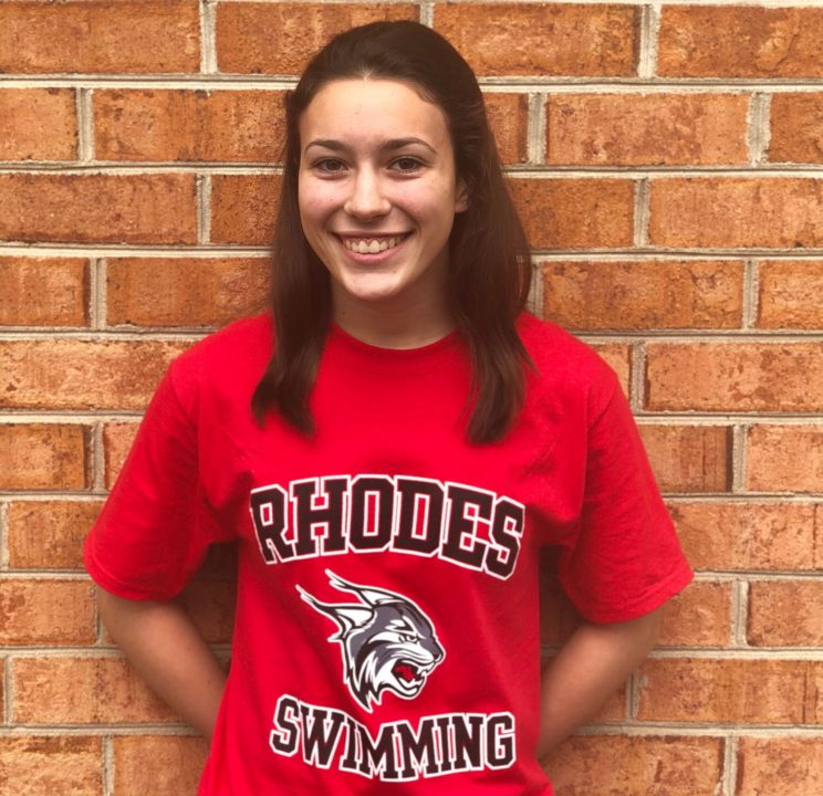 Rhodes College Gains Commitment from GCY's Sara Kate Reynolds