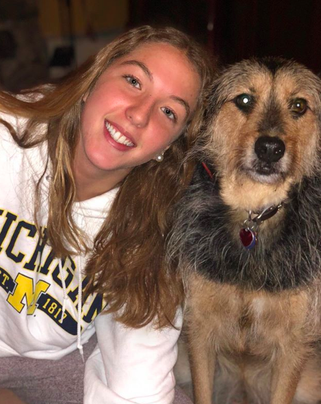 Michigan Adds to Class of 2024 with Badger Swim Club's Noelle Kaufmann