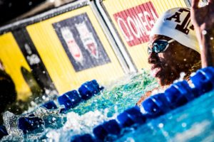 WATCH: Casas Breaks Lochte's Meet Record, Race Videos from Day 5 of 2020 SECs