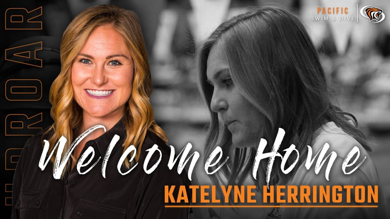 Katelyne Herrington Returns to Pacific as Head Coach of Combined Program