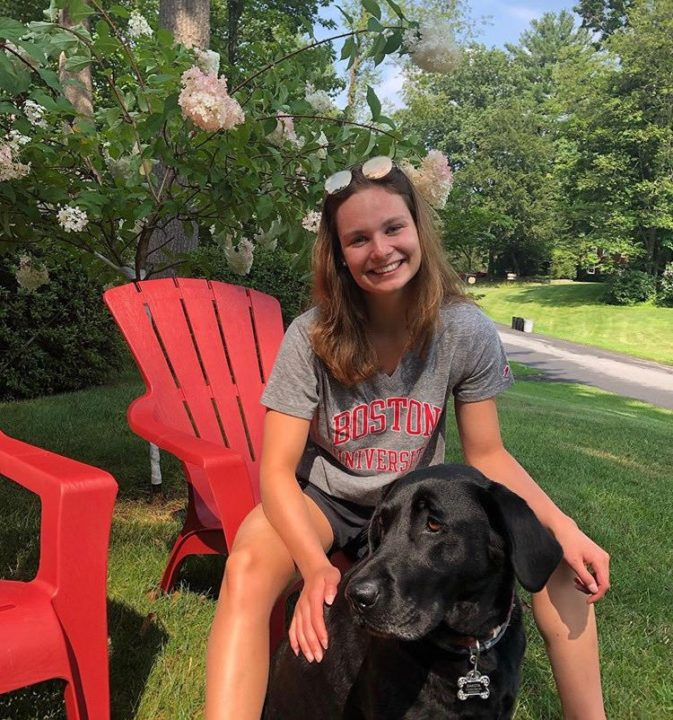 New York State Finalist Sydney Sorbello Commits to Boston University
