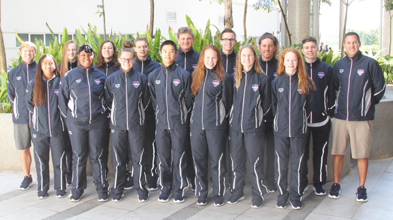 6 USA Swimmers Make the Finals on Day 4 of World Deaf Championships