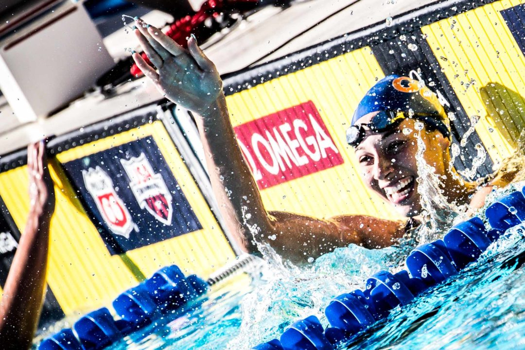 SwimSwam Podcast: Vanessa Pearl on Ups/Downs of Being a Lifelong Breaststroker