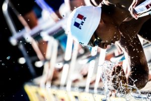 Ndoye Brouard Hits 52.97 100 Back As France's 3rd Fastest All-Time