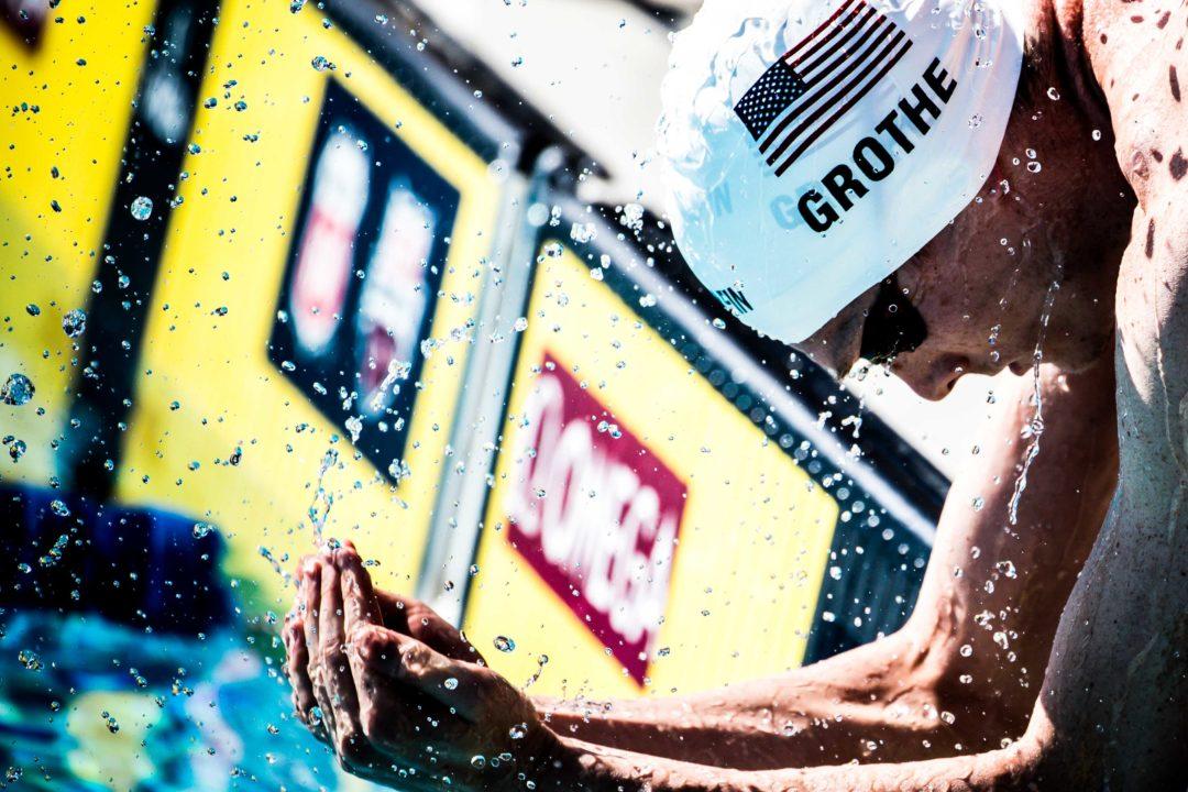 """Zane Grothe on Training: """"I've really focused on having a better 1500"""" (Video)"""