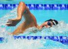 Marco De Tullio ITA Italy Men's 400m Freestyle Gwangju South Korea 21/07/2019 Swimming 18th FINA World Aquatics Championships Nambu University Aquatics Center Photo © Andrea Staccioli / Deepbluemedia / Insidefoto