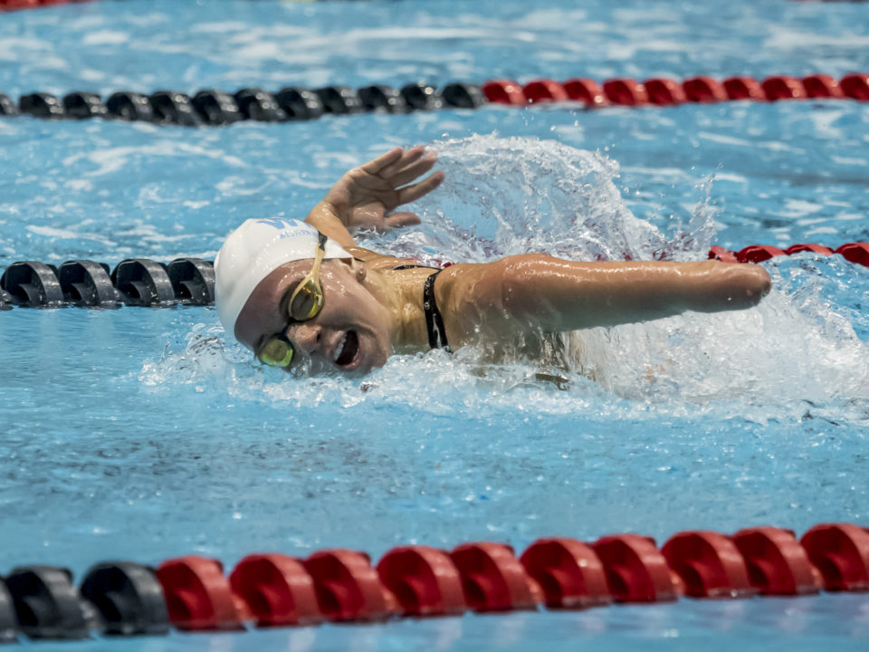 arena USA Signs Paralympian Elizabeth Smith