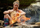 Elizabeth Beisel on Survivor, Episode 10: A Play-Or-Eat Gamble