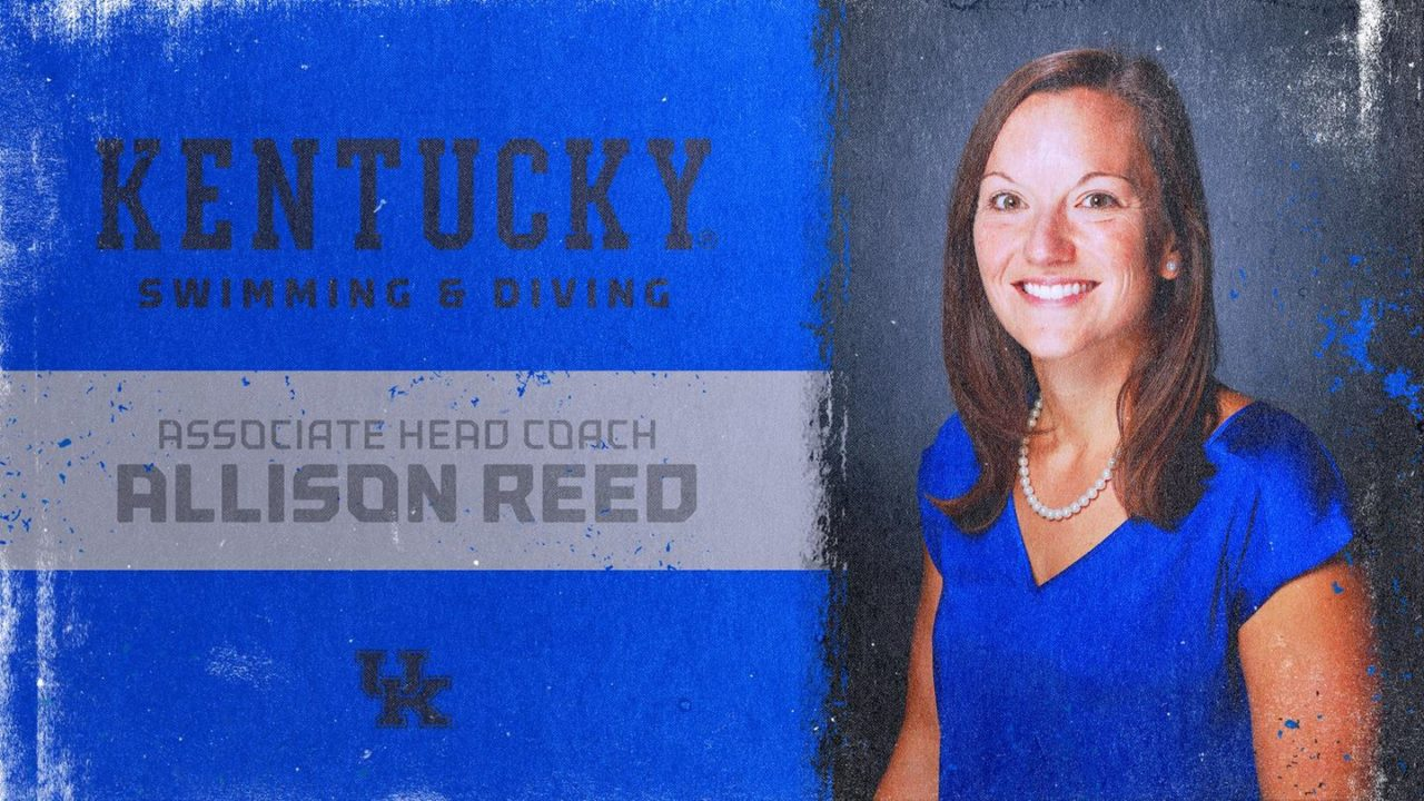 Allison Reed Promoted to Associate Head Coach at Kentucky