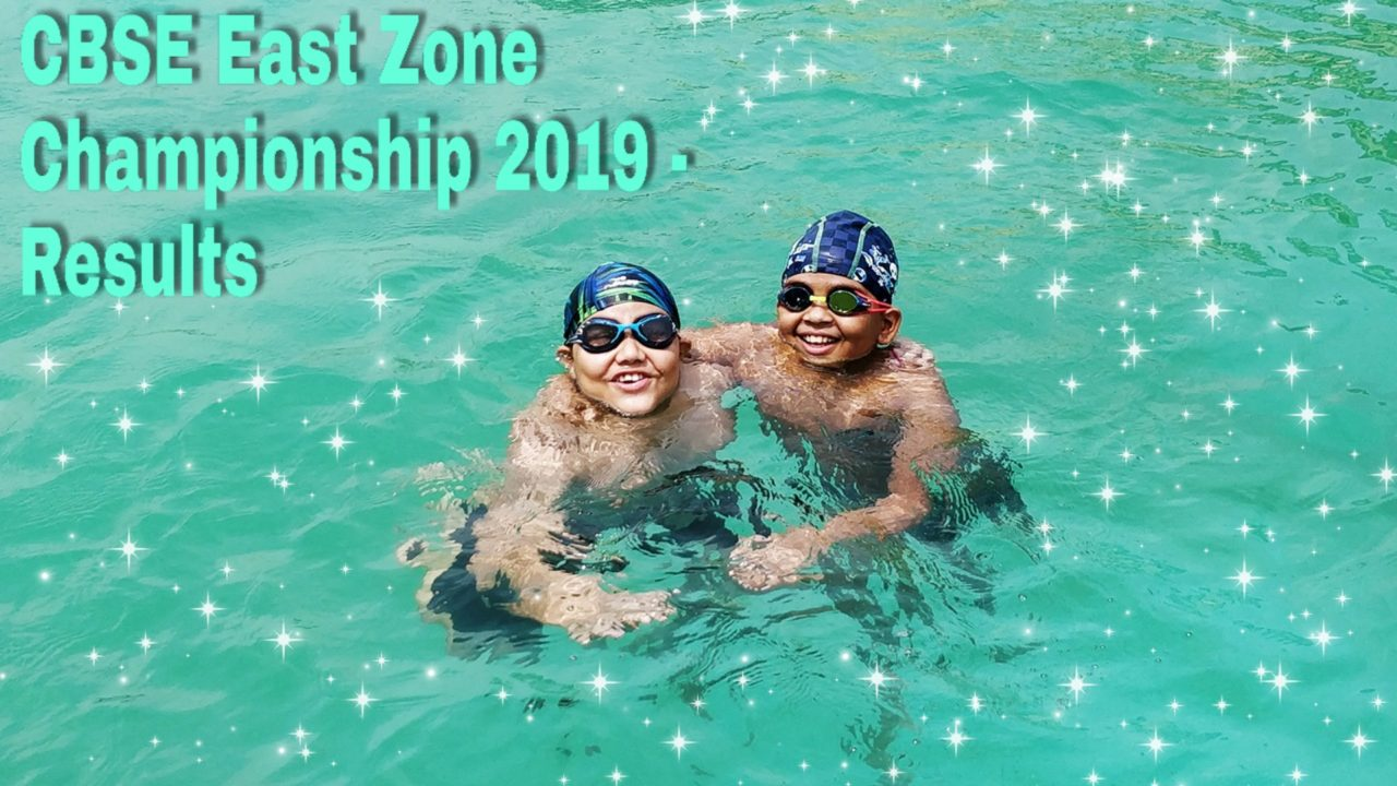 CBSE East Zone Swimming Championship 2019 Results: Ayaan & Veer Ne Jeete Medals
