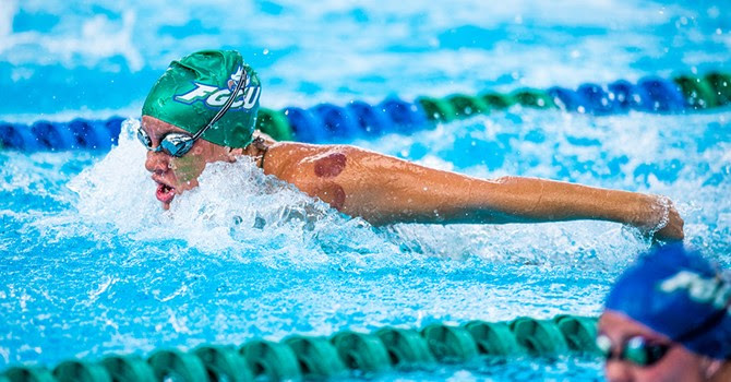 2020 Florida Gulf Coast Invite Day 1 Finals: FGCU Dominant on Day 1 at Home