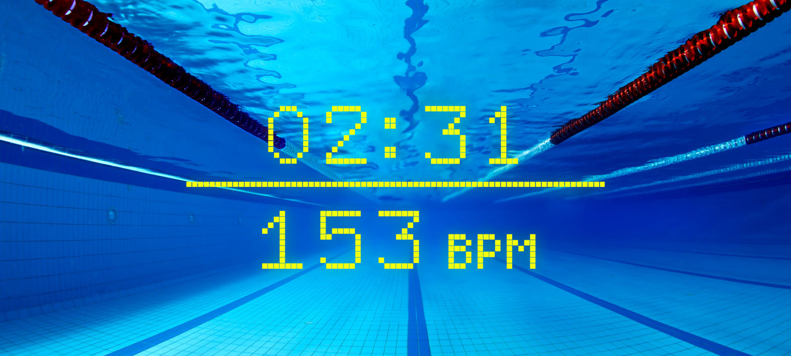 FORM: Get ready to see your heart rate while you swim!