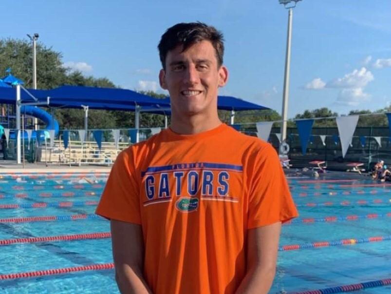 SPA Distance Freestyler Caleb Kravitz Verbally Commits to Florida