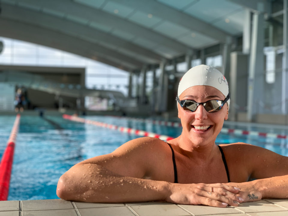 4-Time Olympian Ottesen Looks to Match Her New Goggles with THEMAGIC5 in Toyko