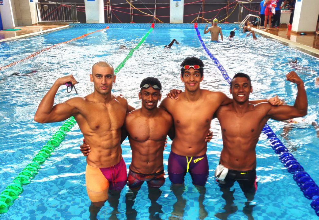 Asian Age Group Swimming Championships 2019: Abtak India Ne Jeete 40 Medals