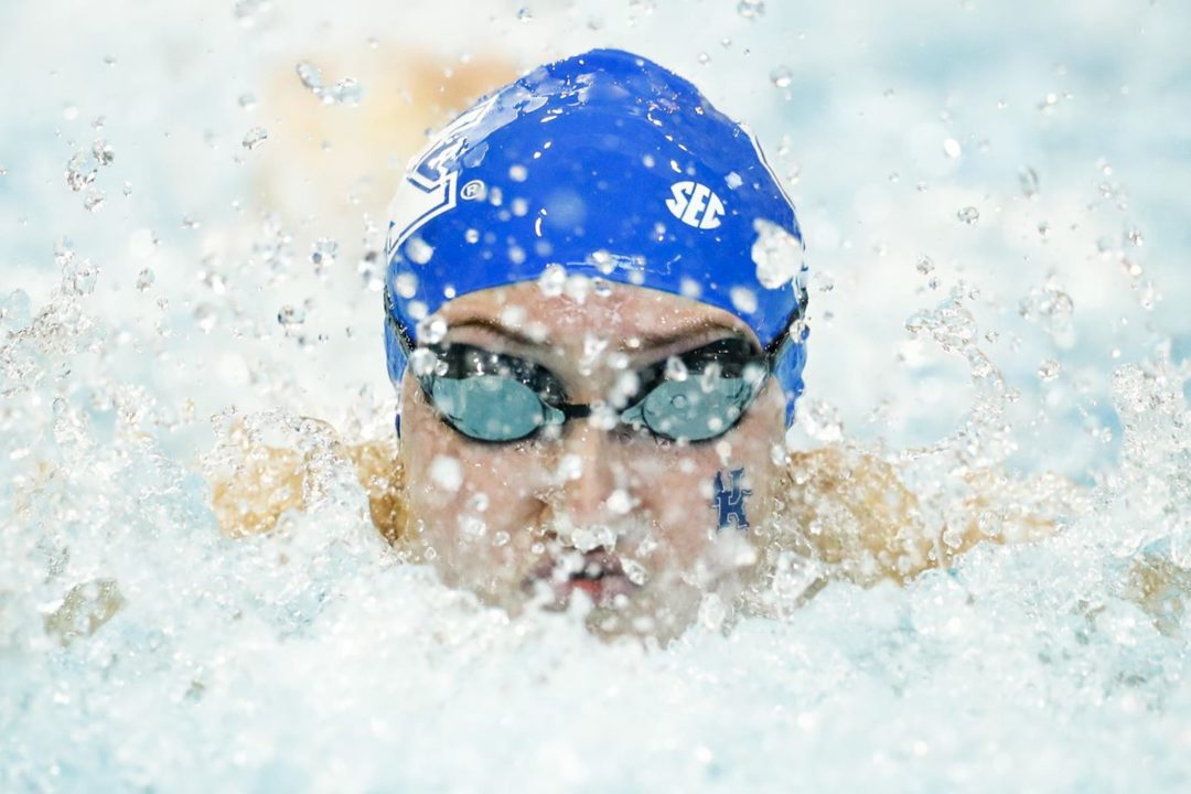 Kentucky Women Top Defending SEC Champs Tennessee For First Time in 21 Years
