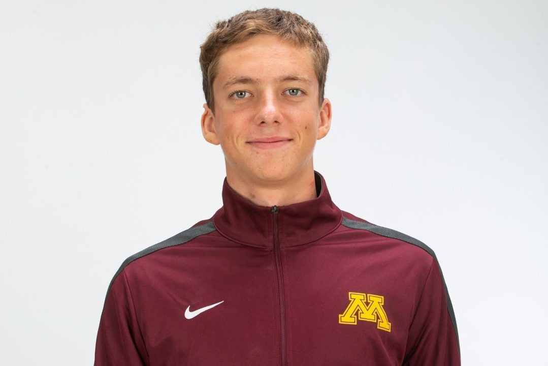 Distance Standout Chris Nagy Announces Verbal Commitment to Minnesota