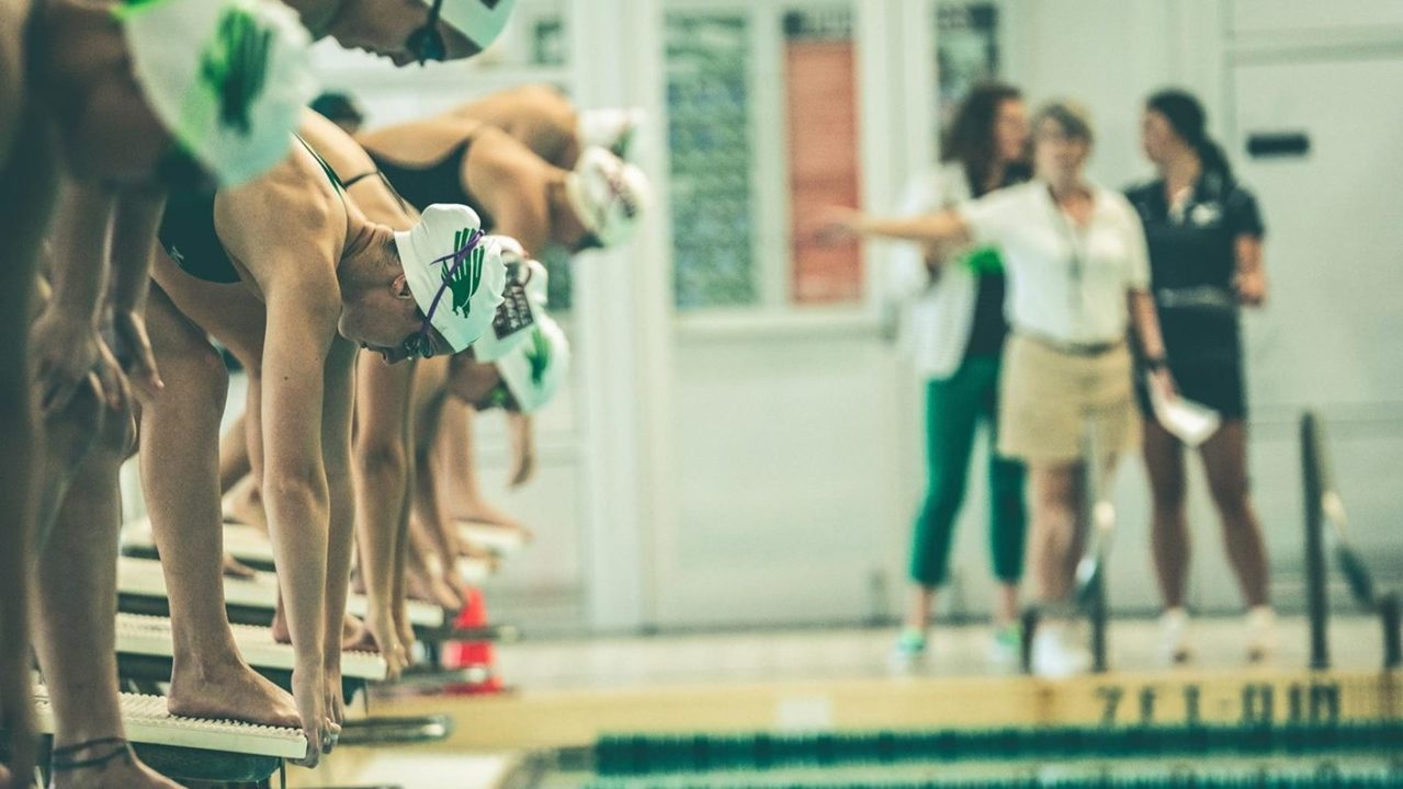 North Texas Takes 15 of 16 Events in Dual with Arkansas-Little Rock