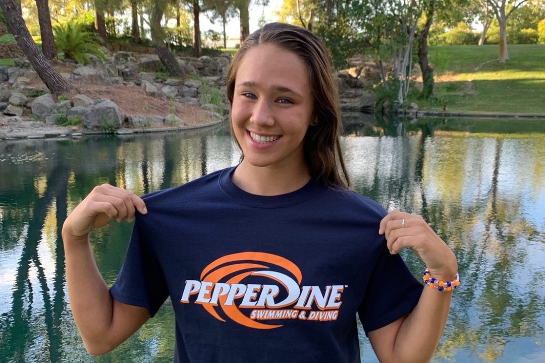 Orinda's Taylor Thomas Commits to Pepperdine for 2020-21