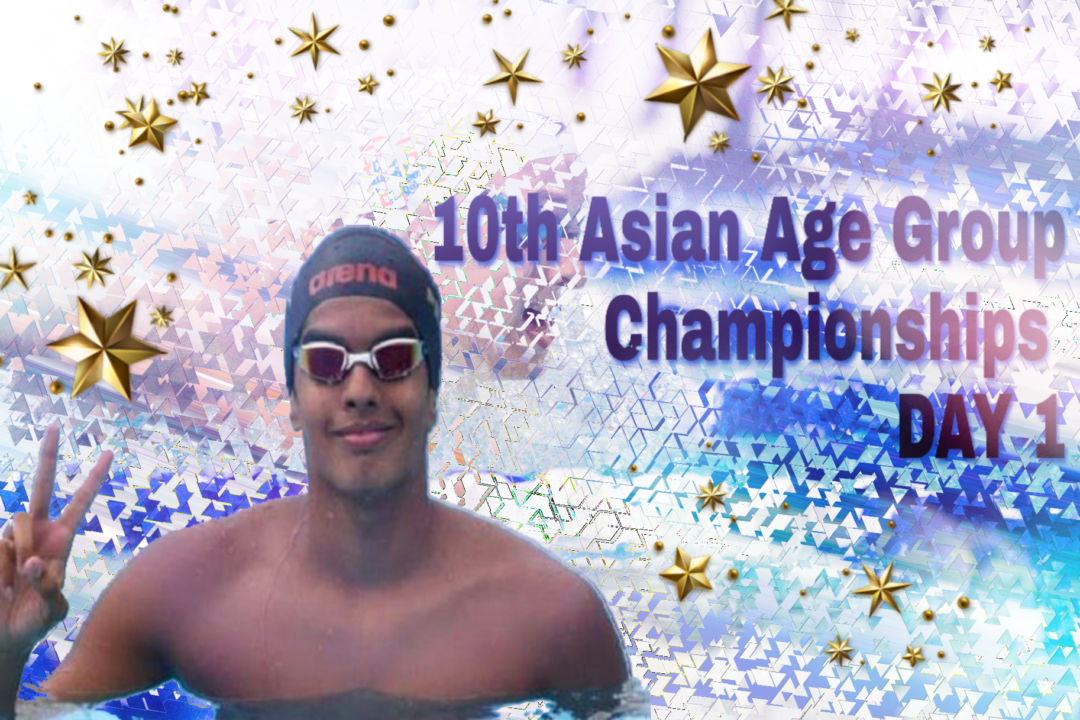 10th Asian Age Group Swimming Championships 2019 Me India Ki Performance