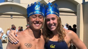 Abbey Weitzeil Retains Queen of the Pool Title In Record Time