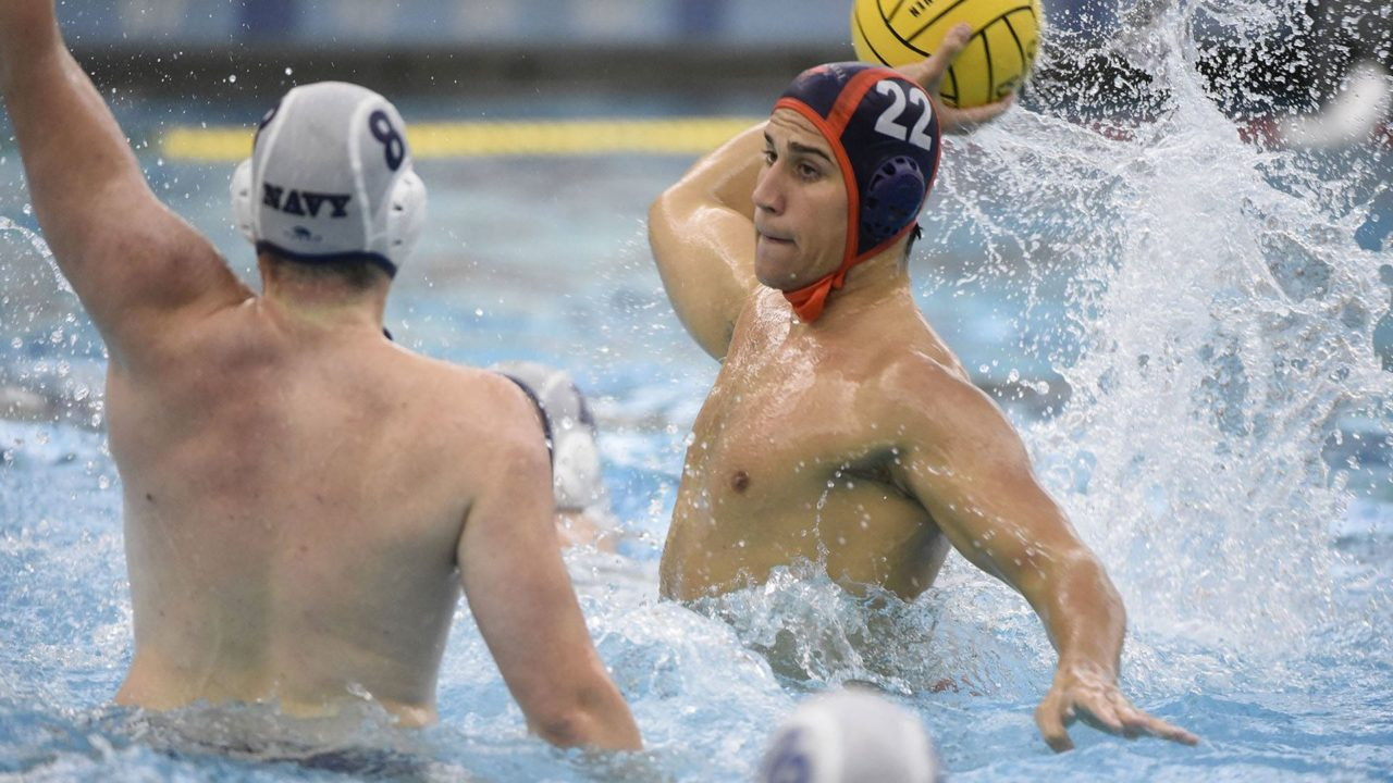 Mitrovic, Joksimovic Lead Collegiate Men's Water Polo Week 1 Standouts