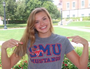 Jenna Watson and Alex Stevens Lead SMU Over Tulane 147-111