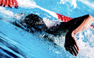 Study Finds Swim Training Volume Associated With Shoulder Pain In Adolescents