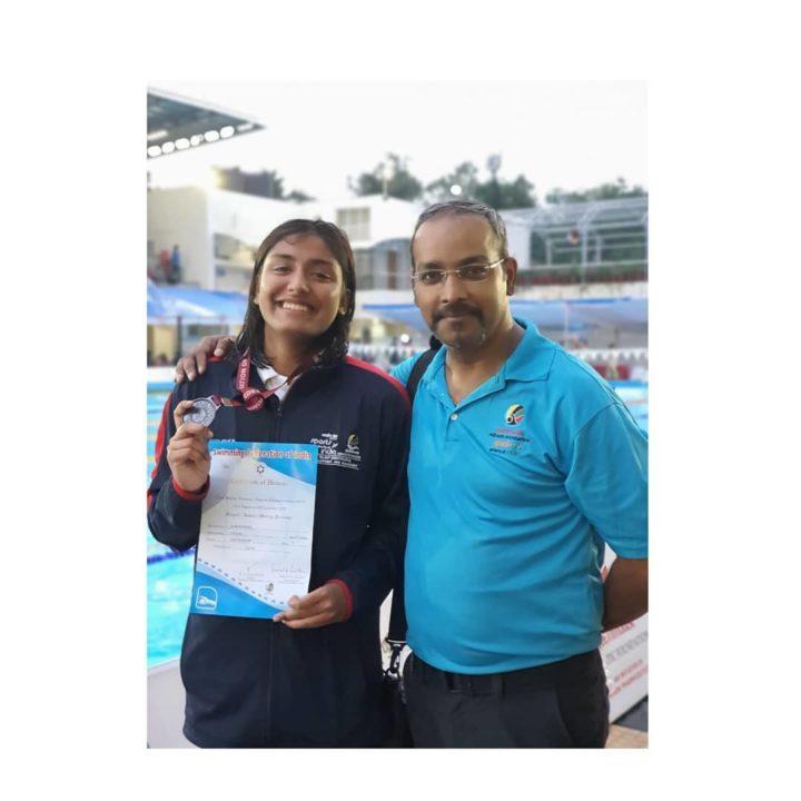 Glenmark 73nd Senior National Swimming Championships Me New Records Ki Wave