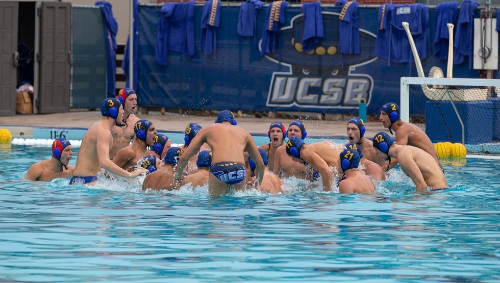 #4 UC Santa Barbara Tops #1 USC in 1 of 10 NCAA Men's Water Polo Week 2 Upsets
