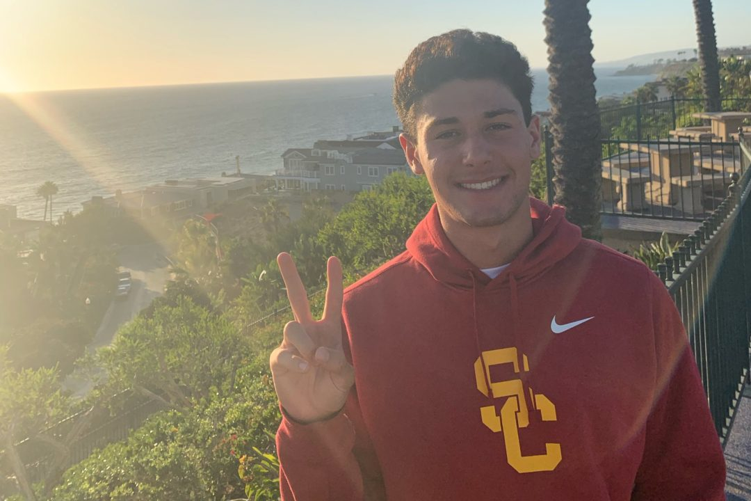 Trojans Pick up Verbal Commitment from IMer Ryan Abdollahi for 2020-21