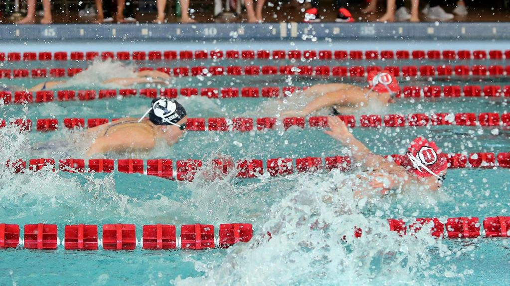 Utah Takes 13 of 16 Events vs. BYU at Utah Relays
